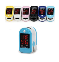 High quality pulse oximeter digital pulse counter