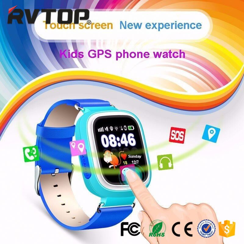 Hot popular talking watches for kids ios operation system and bar design kids smart watch