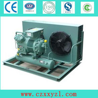 Bitzer refrigeration condensing unit for cold storage room, freezer room