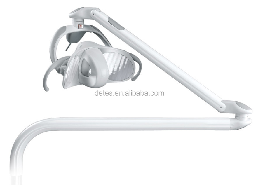 Floating Design Dental Chair TOP301 with Italian Faro LED lamp