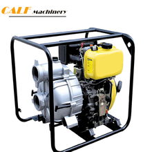16 hp agricultural irrigation water pump Self-priming pump with diesel engine