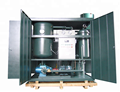 Waste turbine oil purifier machine,used oil filter equipment manufacturer