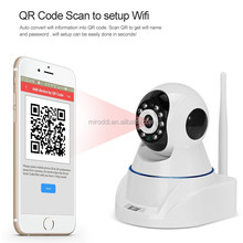 Portable Motion Detector Camera P2P Function Security Camera with Audio Output