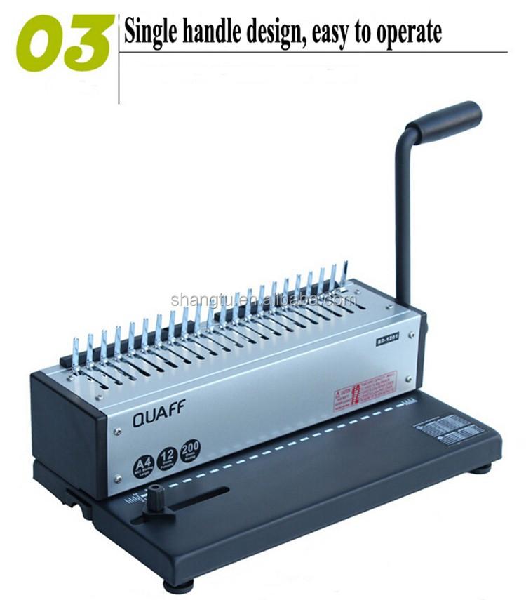 cheap wire binding machine