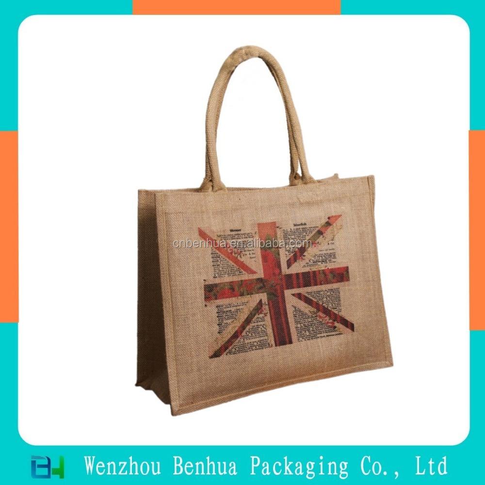 Tote bag in bulk - Wholesale Jute Tote Bag Wholesale Jute Tote Bag Suppliers And Manufacturers At Alibaba Com