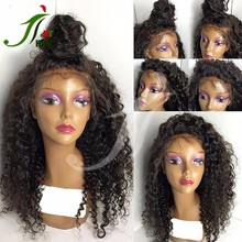 Hot selling Europe India and the United States silk base full lace wig,cheap price human hair wigs with customized packaging