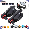BJ-RM-022 universal CNC bar end motorcycle mirror for Suzuki
