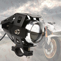 Universal Motorcycle Parts, Waterproof 30W U5 LED Fog Light Lamp, LED Car Headlight for Motorcycle