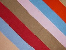 High Quality T/C twill cotton bleached fabric textile clothing material