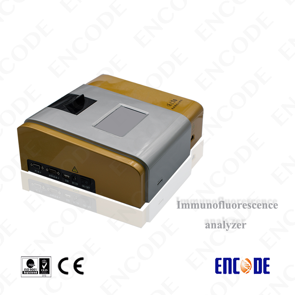 CE HbA1c Fluorescence quantitative test kit