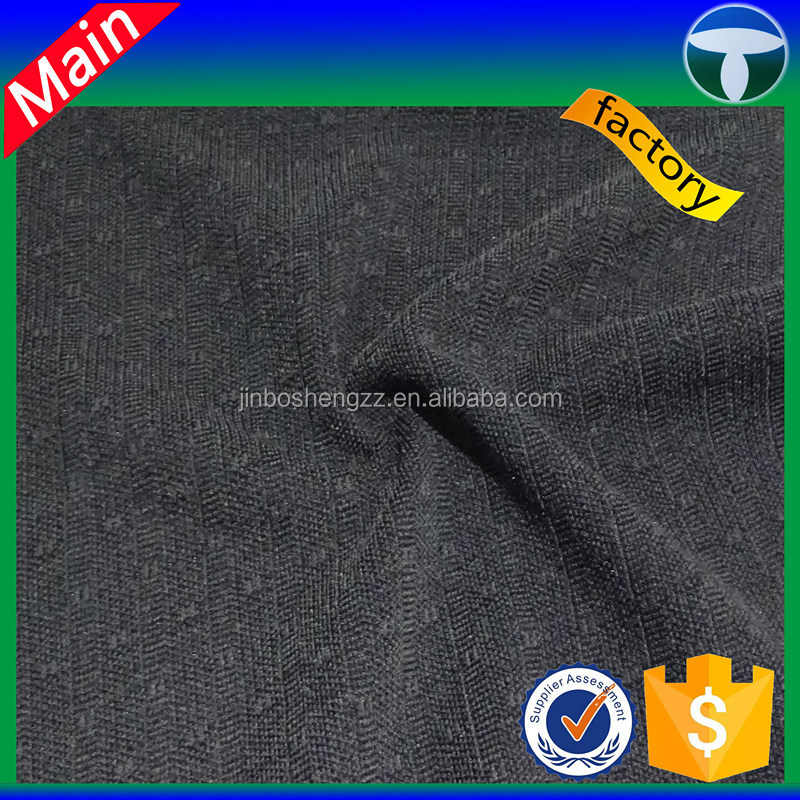 100% cationic polyester fabric for knitted scarf fabric