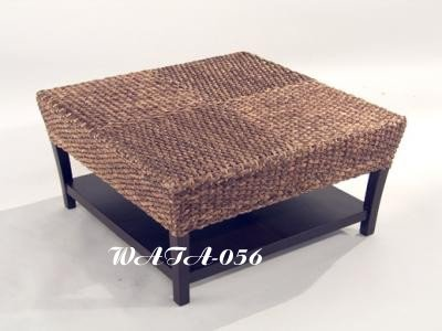 Water Hyacinth Table