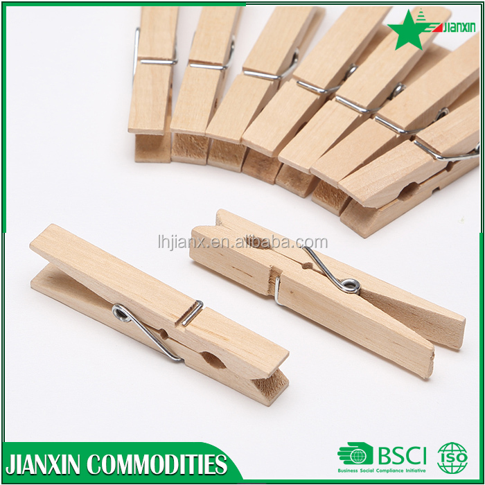 hot selling birch wooden pegs of JX1037