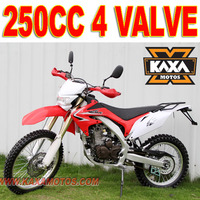 24HP 4 Valve 250cc Dirt Bike