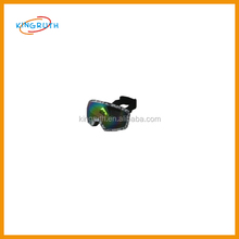 China high performance colorful cheap goggles motocross