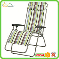 Design hotsell pvc folding lounge chair