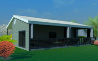 Prefab Transportable House Accomodation Australian Standard