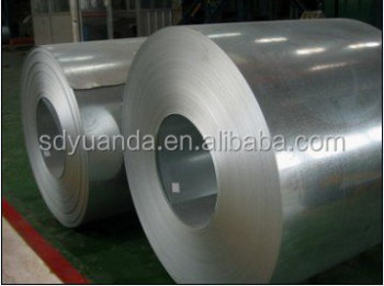 Finger-print resisted Galvanised steel coil