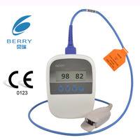 Handheld Pulse Oximeter with CE and FDA mark