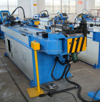 hydraulic semi-automatic pipe bending machine