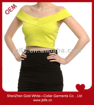 the latest women's slim fitting top