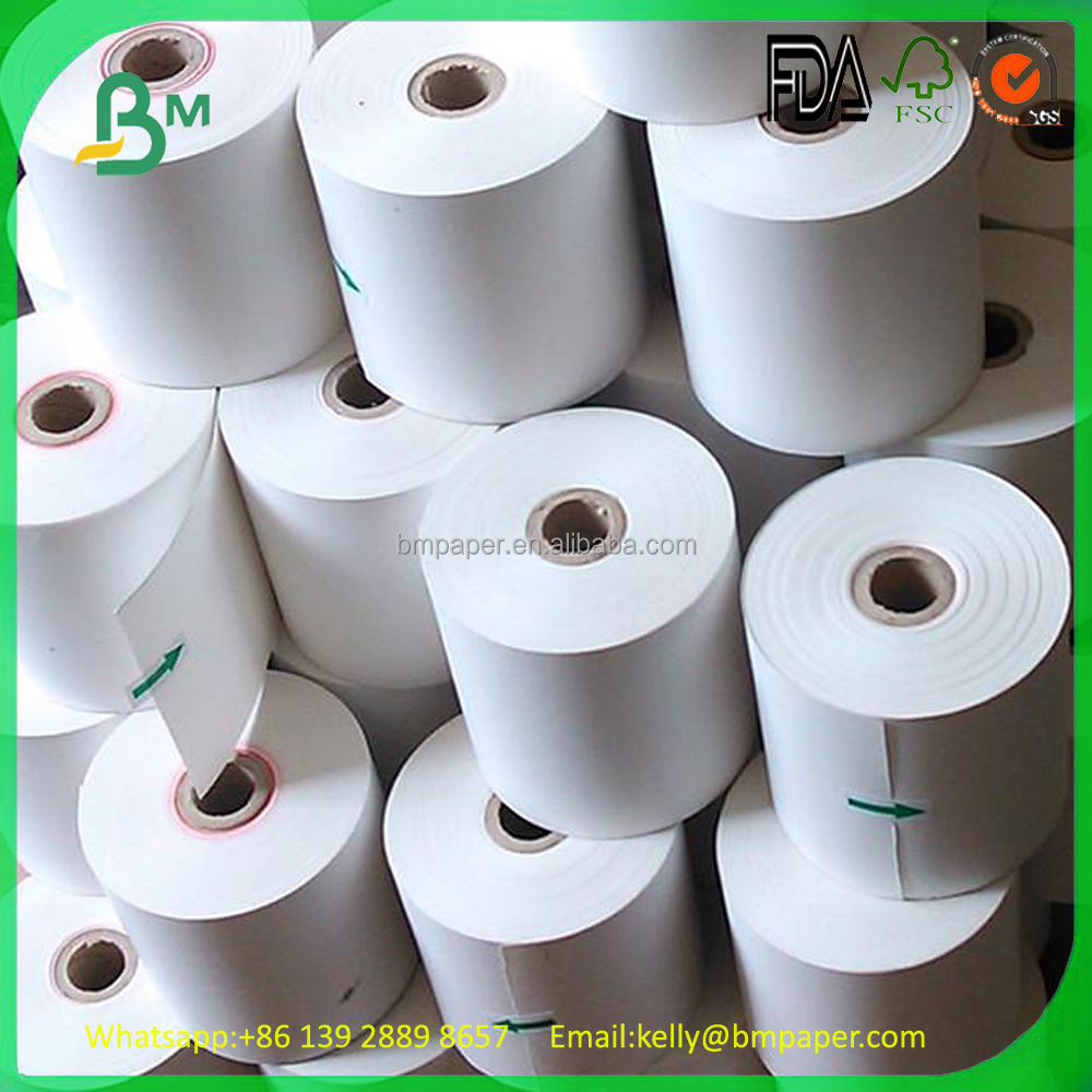 Uncoated white woodfree offset printing paper for book printing office printing paper