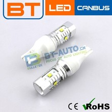 CANBUS LED T10 T15 25W DC 12V-24V CREE-XBD Chip T15 For All Car