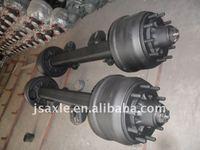 Spoke Series Axle