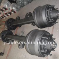 Spoke Series Axle