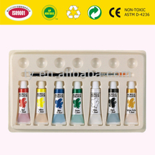7 colori 7.5ml vernice acrilica set