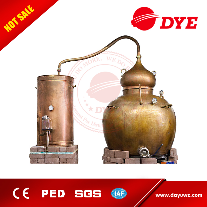 Home distiller/mini distillation equipment/alcohol distillery