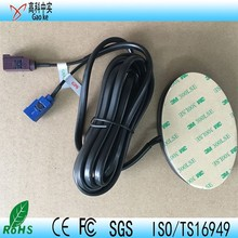 Shark fin shape car tv gps gsm fm am antenna with high gain