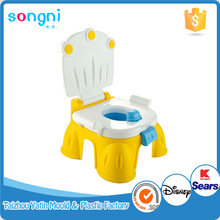 2015 Direct Factory! plastic toilet baby