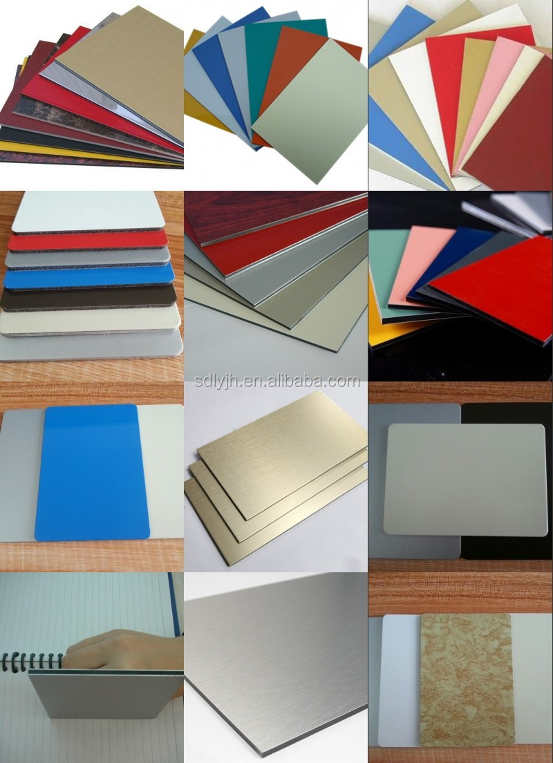 aluminum composite panel for cladding