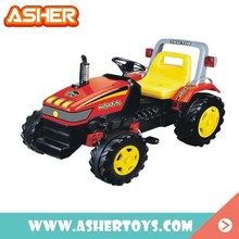 2015 children manual kids driving tractor cars ride on car