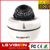 LS VISION high speed doom camera 360 degrees adjustable dome cctv camera nigth vision camera