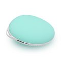cobblestone shape portable power bank 4000mah warm-hand style power charger bank