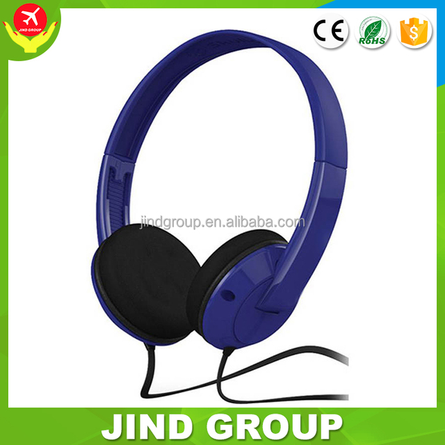 Model JIND-100 2018 cheap stylish free sample headphone
