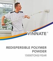Redispersible powder polymer similar to elotex mp2050