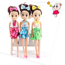 Promotion 3.5 inch Cute Confused Mini Doll Ddung Gift For Sale