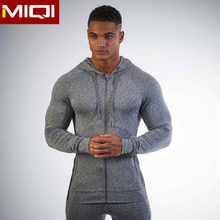OEM Gym Jacket Wholesale Working Clothing Hoodie Jacket Men Fitness Jacket