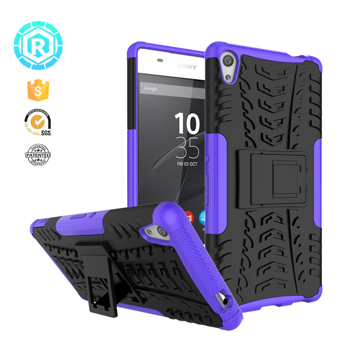 phone accessories mobile cover for sony xa ultra flip cover case for SONY C6