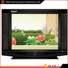 Ultra slim high-definition 17 inch color crt tv