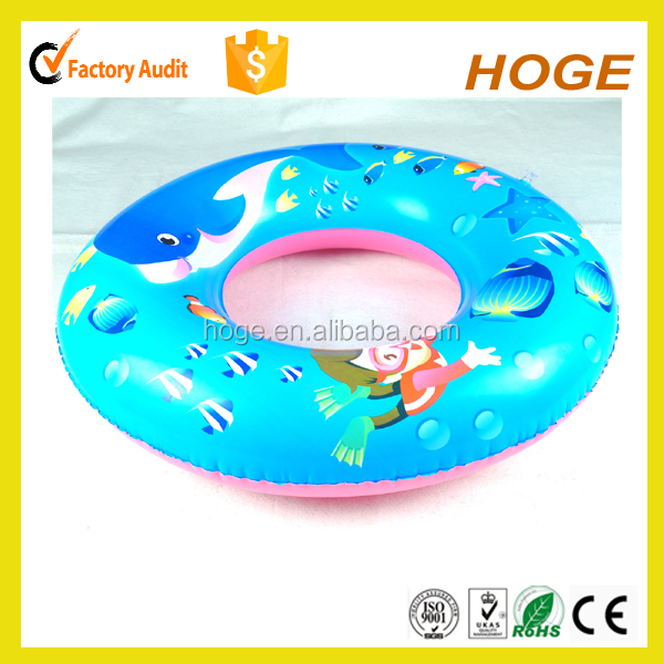 inflatable pvc oem inflatable swimming ring