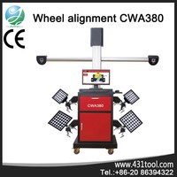 liftlong update service CWA380 3d car wheel align machine