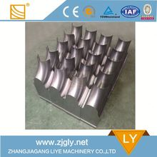 MO-005 playground tube bender use SS motor punch stamping moulds