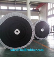 rubber conveyor belt, rubber conveyor band
