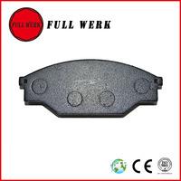 High quality FULL WERK rear disc brakes go kart disc brake