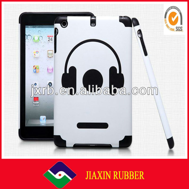 2013 Smoothly Clear Silicone Case for iPad