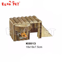Best Selling hamster cage small animal cage small animal wooden toy